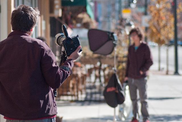 カメラマンのイメージ画像